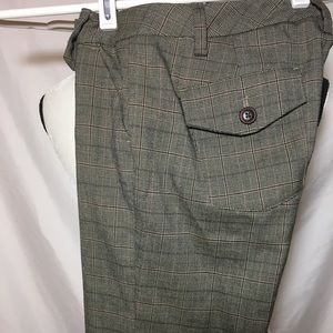Plaid Dress Slacks by Banana Republic Like New 🛍
